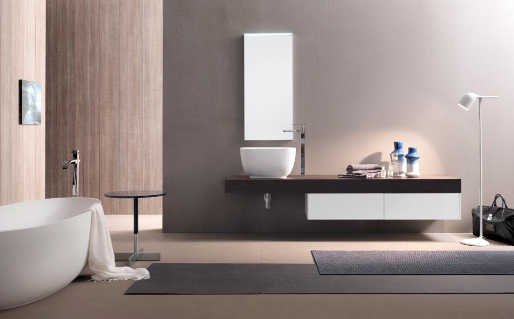 azzurra1 La scelta del vostro mobile da bagno sospeso