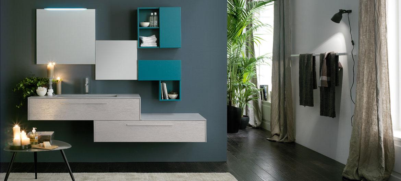 azzurra4 La scelta del vostro mobile da bagno sospeso