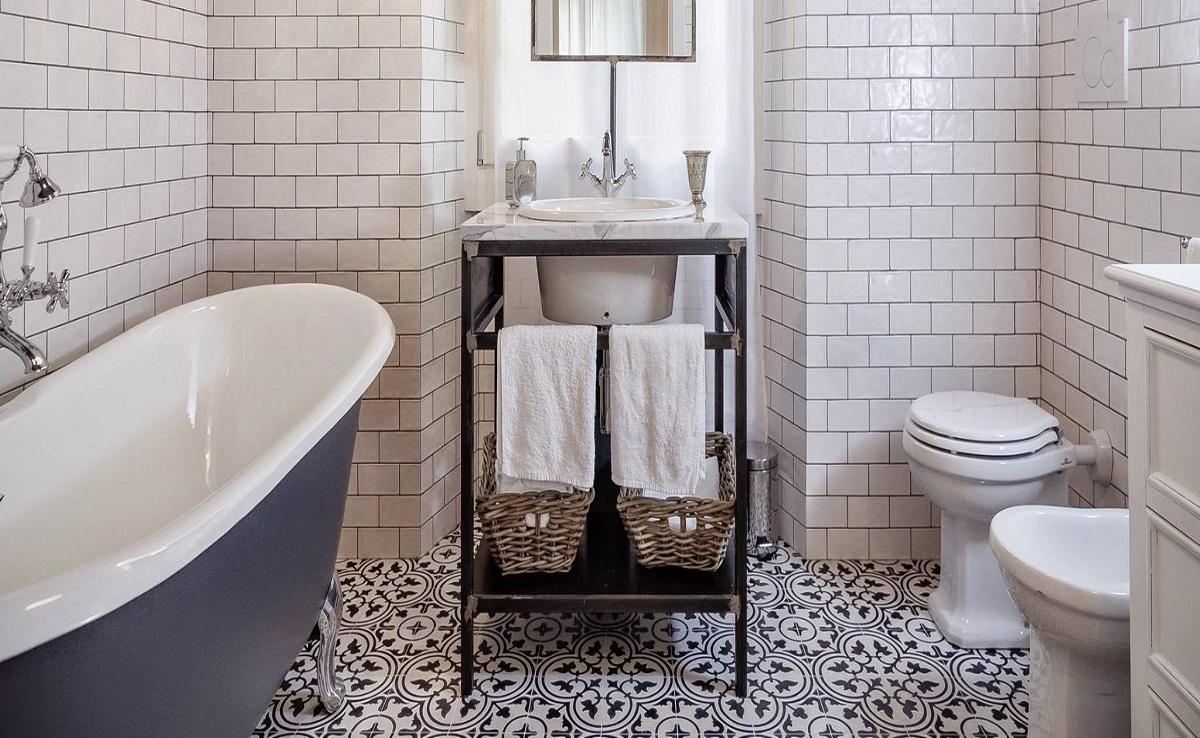 Il fascino del vintage nel tuo bagno