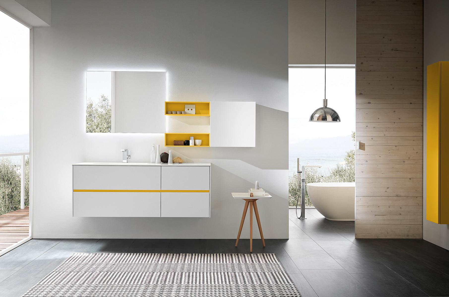 ita-357 La scelta del vostro mobile da bagno sospeso
